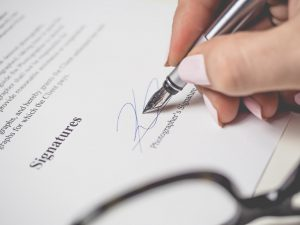 consent orders binding financial agreements